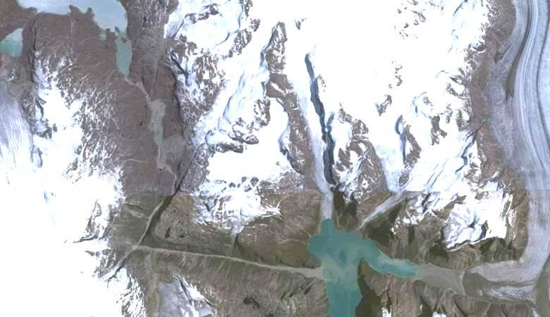 Трикутник у Гренландії