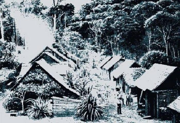 Деревня Хоер Верде (1923)