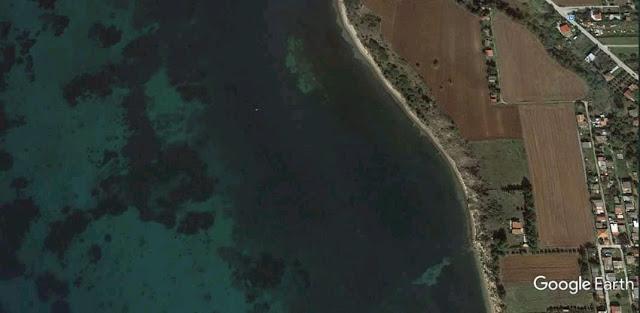 Инопланетяне под водой? На дне греческого залива обнаружен неопознанный объект в форме диска
