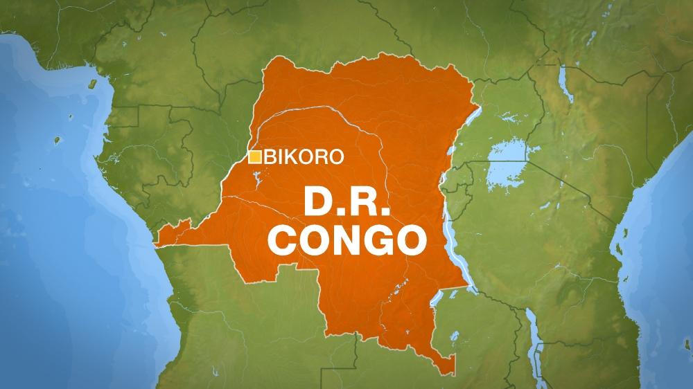 Ээпидемия лихорадки Эбола