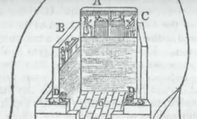 В египетском Сфинксе ранее была дверь: новое открытие ученых