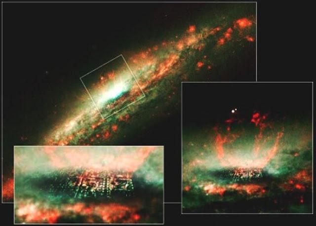 Обитель Бога: ученые нашли место проживания Всевышнего
