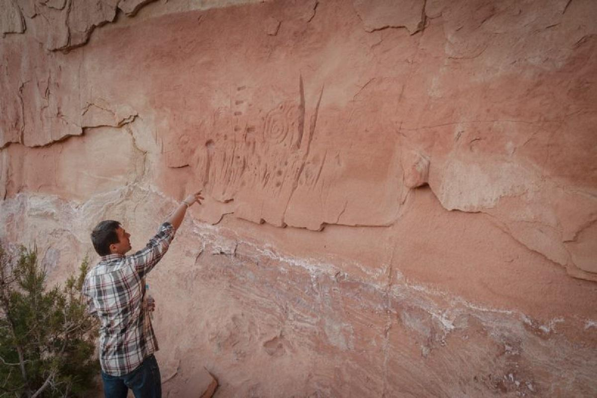 Обнаружена «космическая карта», которую оставила древняя цивилизация