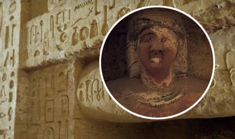 Раскрыта тайна египетской гробницы возрастом более 4000 лет