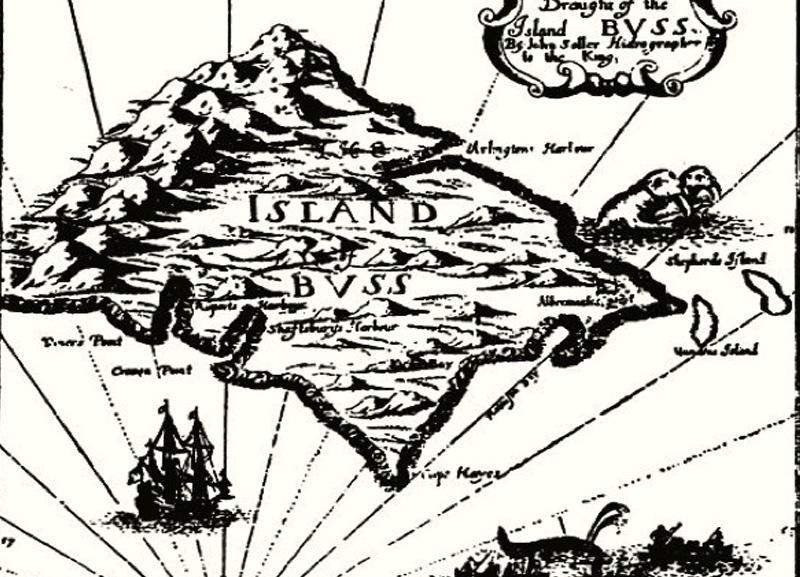 Остров Бусс