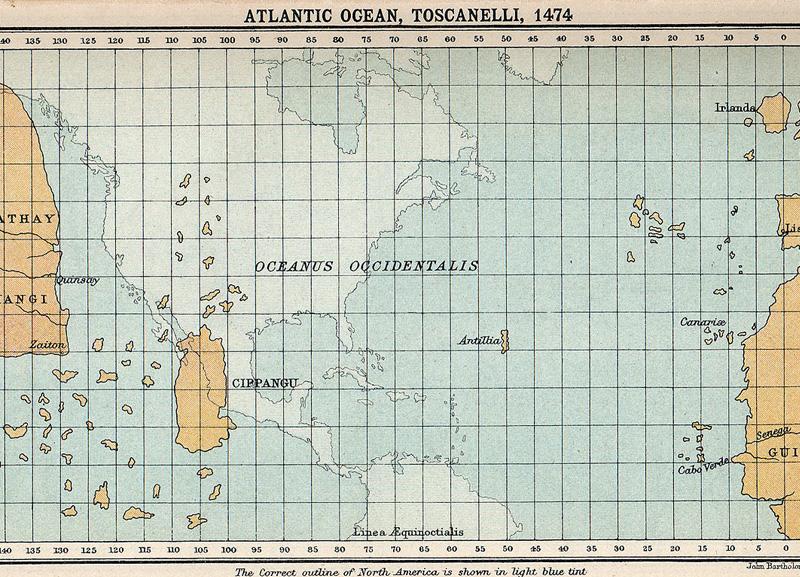 Остров Антилия