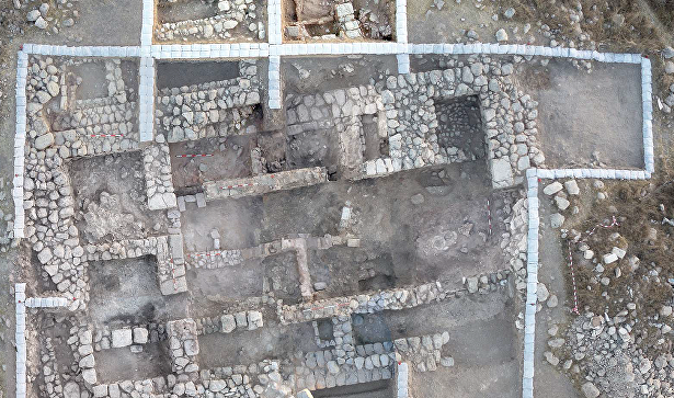 Руины библейского царства