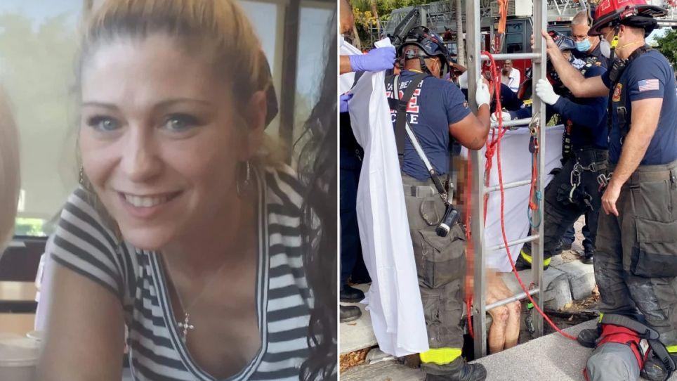 Женщина пошла поплавать и на три недели заблудилась в канализации
