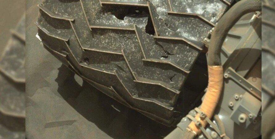 На марсоходе НАСА за миллиарды долларов заметили кабельные стяжки