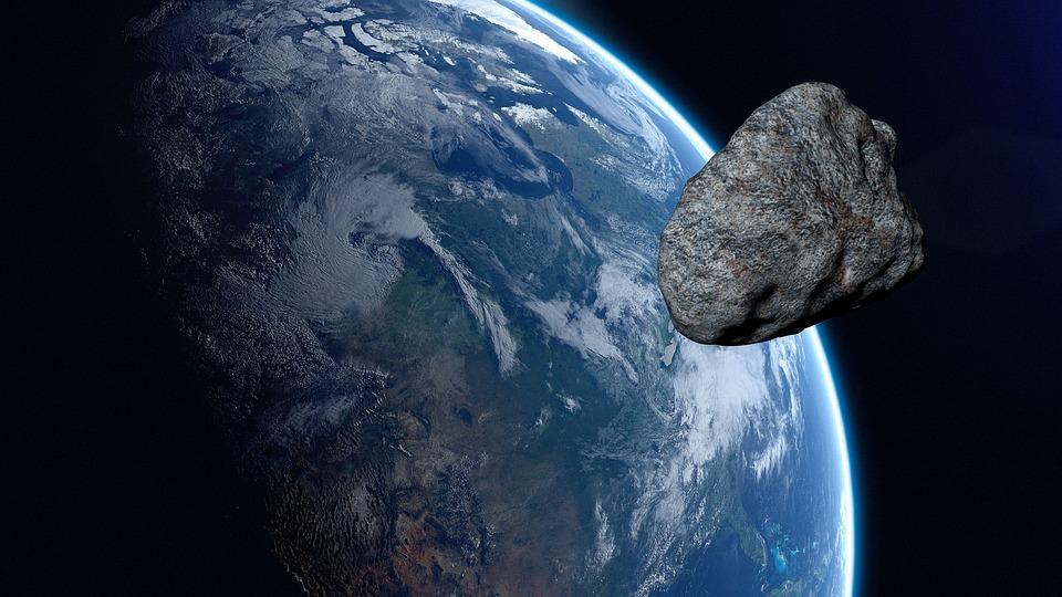 NASA готовится к столкновению астероида с Землей