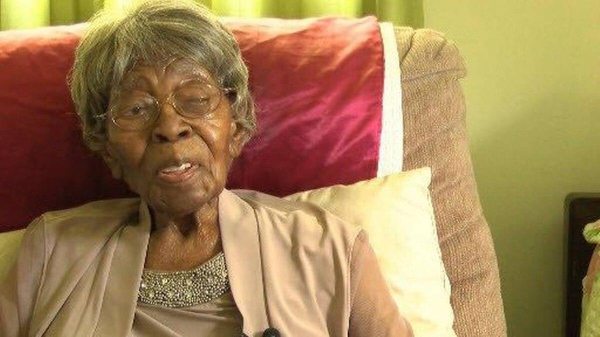 Умерла Хестер Форд – старейшая жительница США