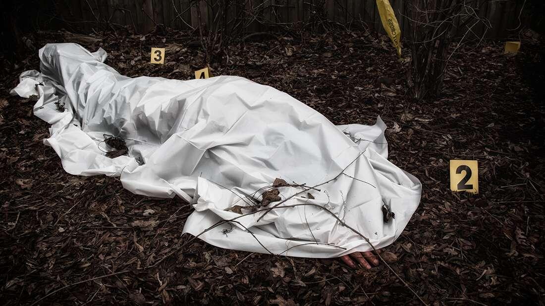 Мужчина признался в убийстве своей жены, но телу оказалось 1600 лет
