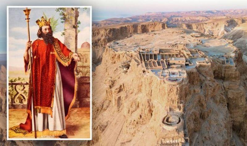 2000-летняя надпись доказывает, что злой царь Ирод был на самом деле