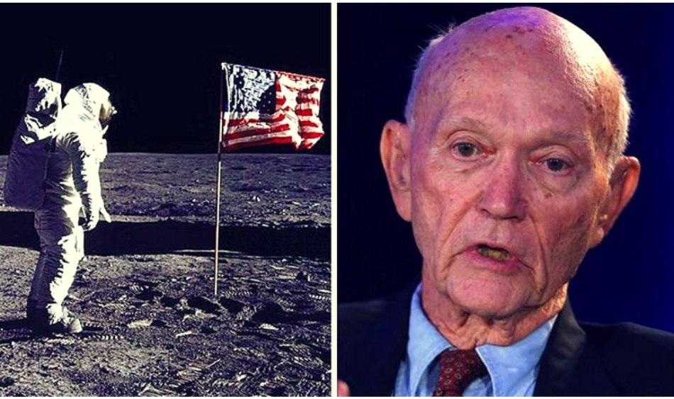 Легенда миссии «Аполлон-11» не хотел бы еще раз полететь на Луну