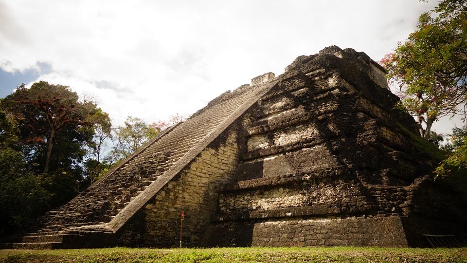Новое открытие – «посольство» древних майя в Гватемале всех повергло в шок