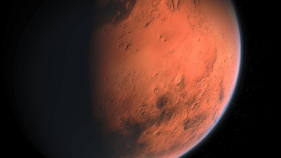 Базы на Марсе предложили строить из космической пыли, пота, крови и мочи космонавтов