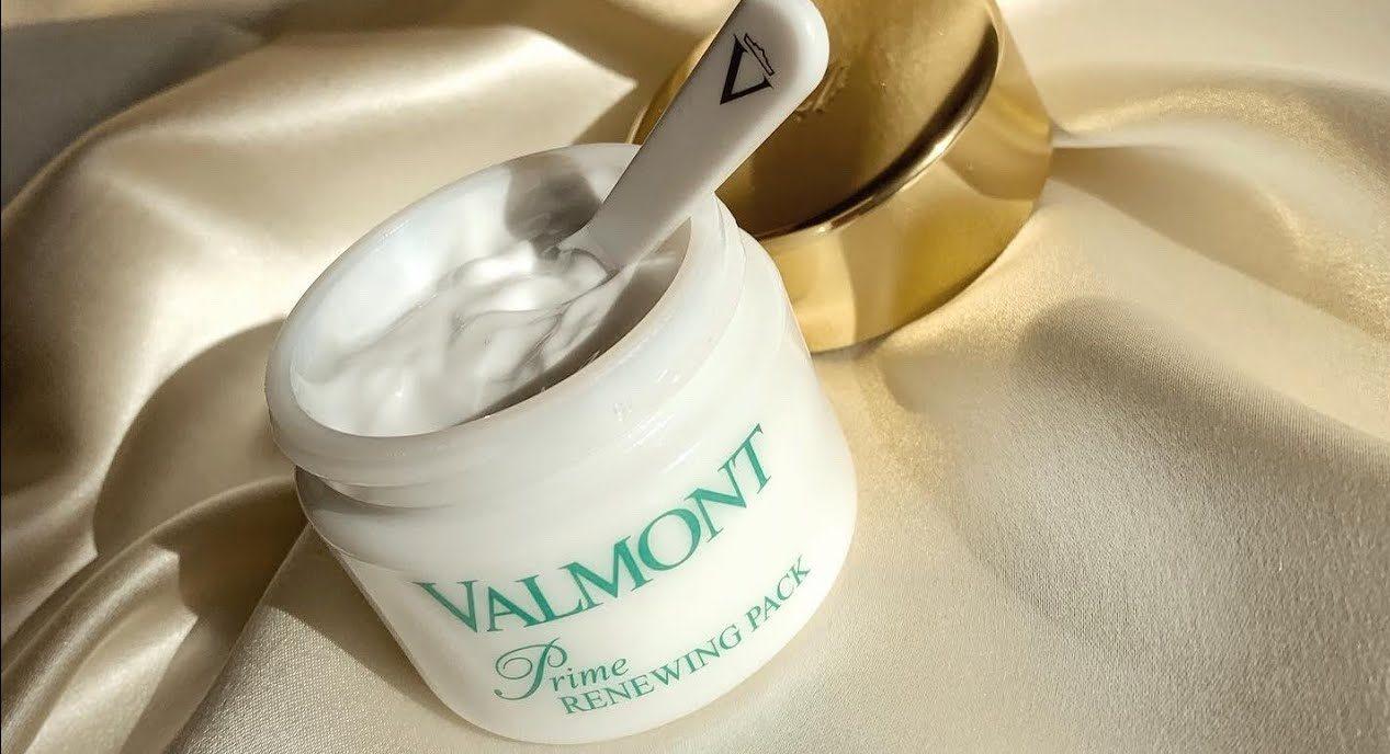Омоложение кожи в любом возрасте с уходовой косметикой Valmont