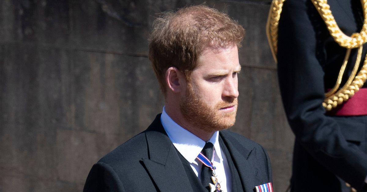Принц Гарри не виделся с племянниками во время своего визита в Великобританию