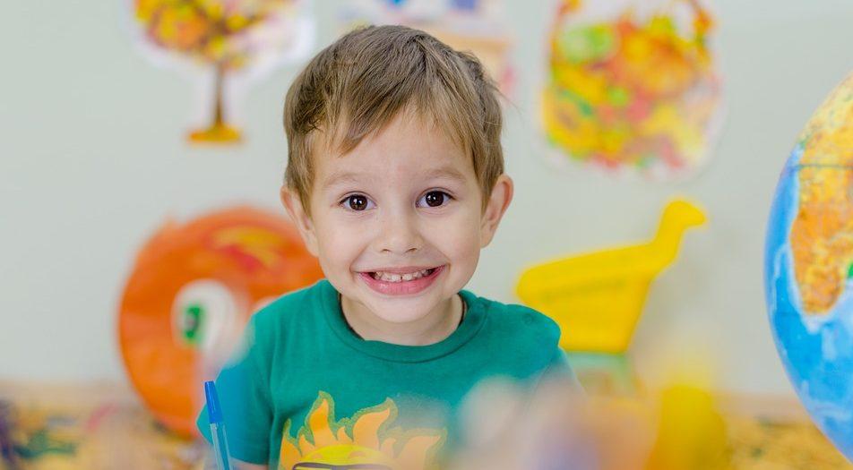 Развитие ребенка с помощью сенсорных игрушек