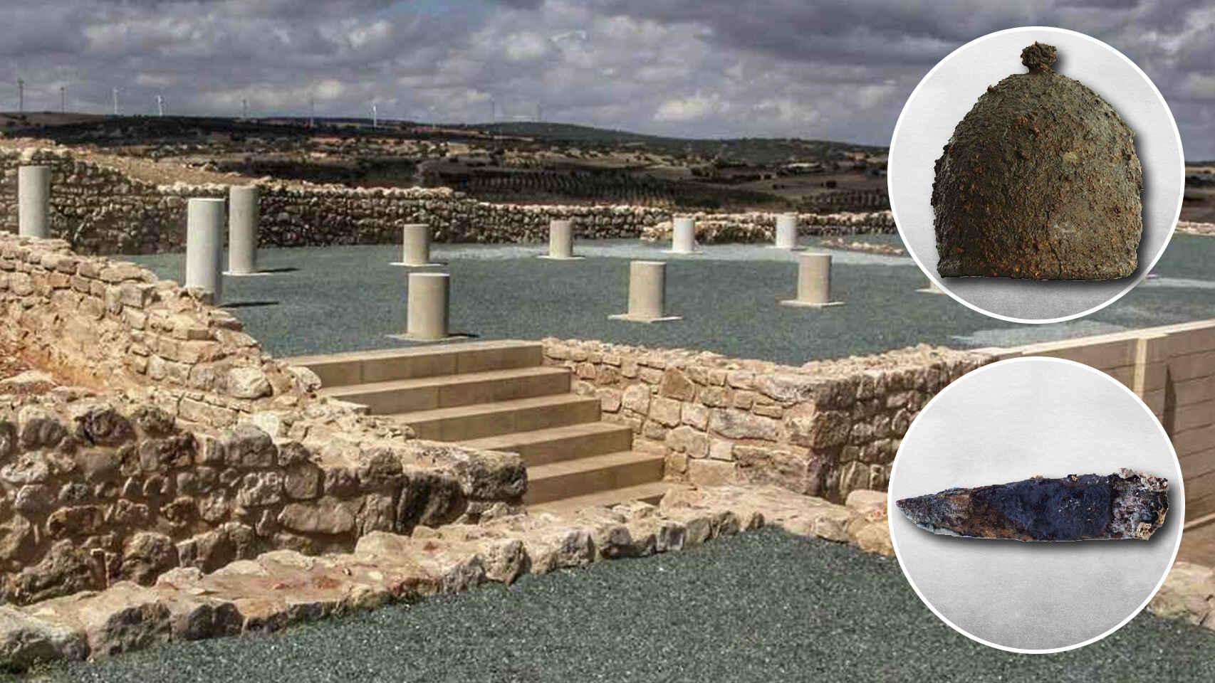 Археологи нашли в Испании оружие, которому более 2000 лет