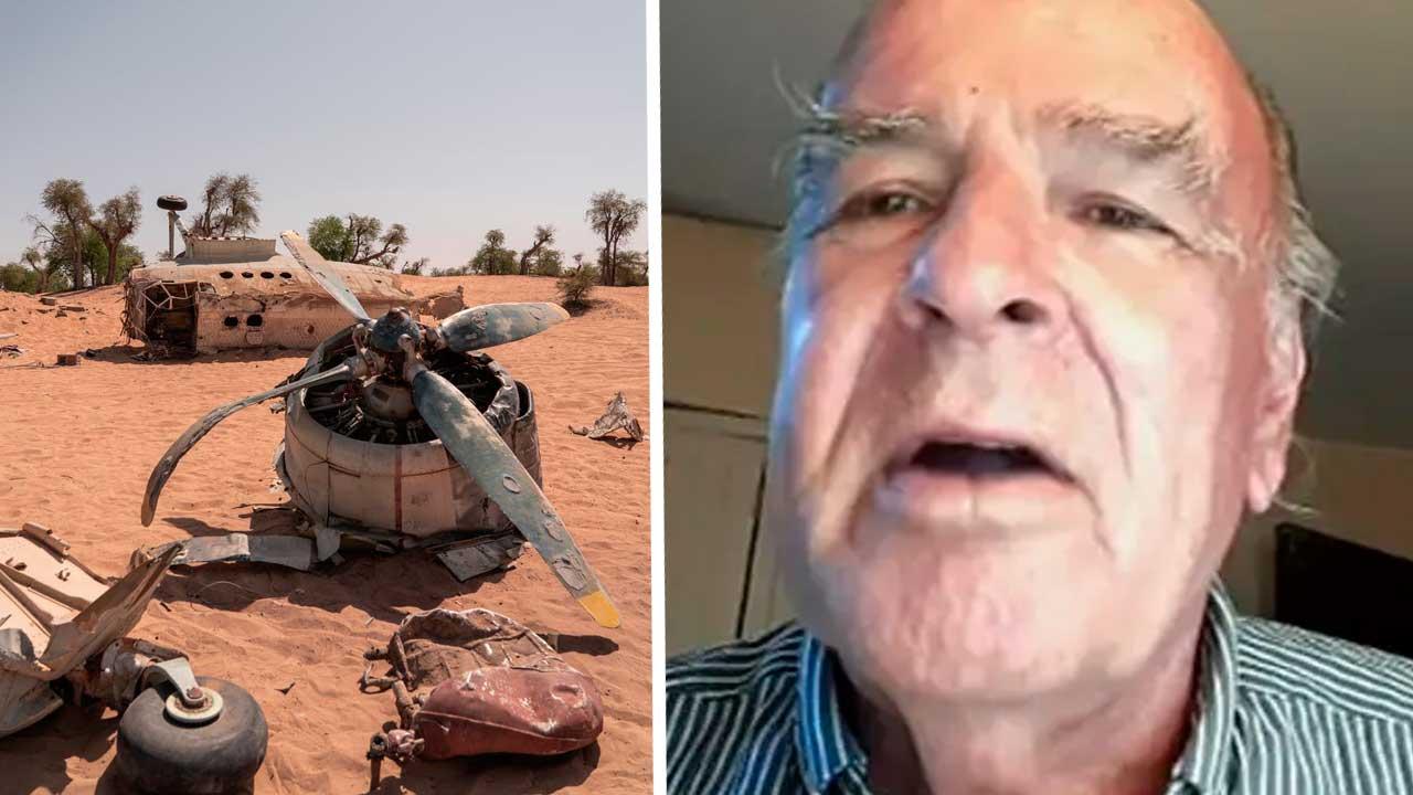 Выживший в авиакатастрофе рассказал, чем он питался 72 дня до прибытия спасателей