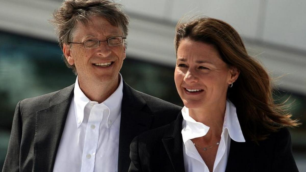 Названа возможная причина развода Мелинды и Билла Гейтса