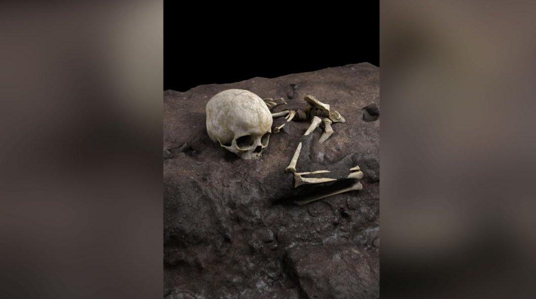 Археологи нашли человеческое захоронение, которому более 70 тысяч лет