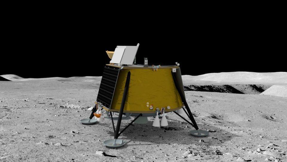 Озвучена дата отправки шаттла Blue Ghost на Луну