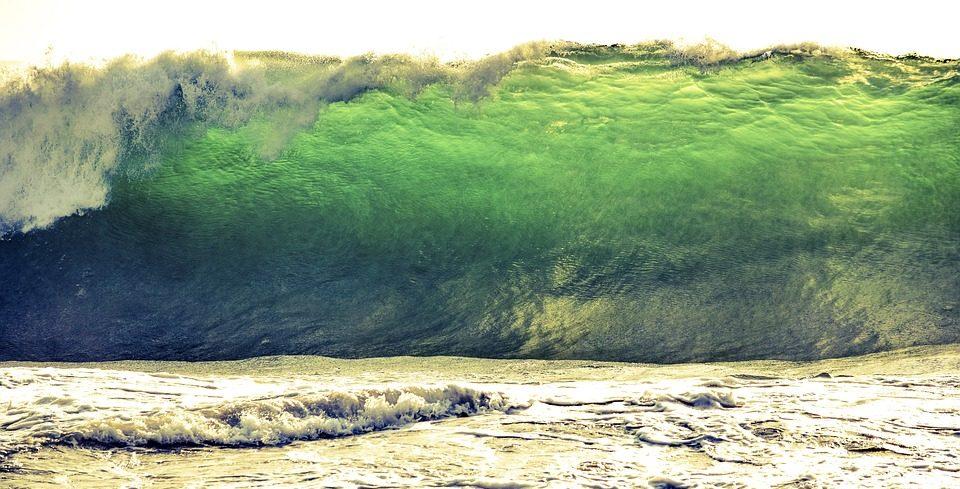 Ранее неизвестная опасность цунами выявлена в прибрежных городах