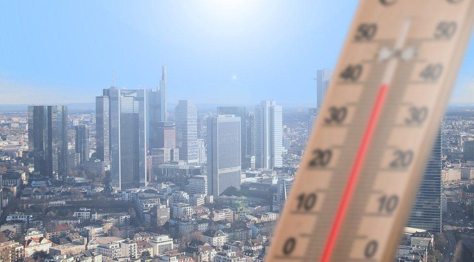 Человечество ждет рекордно теплый год в ближайшие пять лет