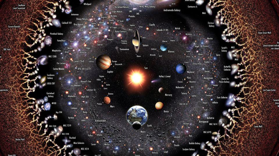 Астрономы сообщили, что человечество живет в лучшее время