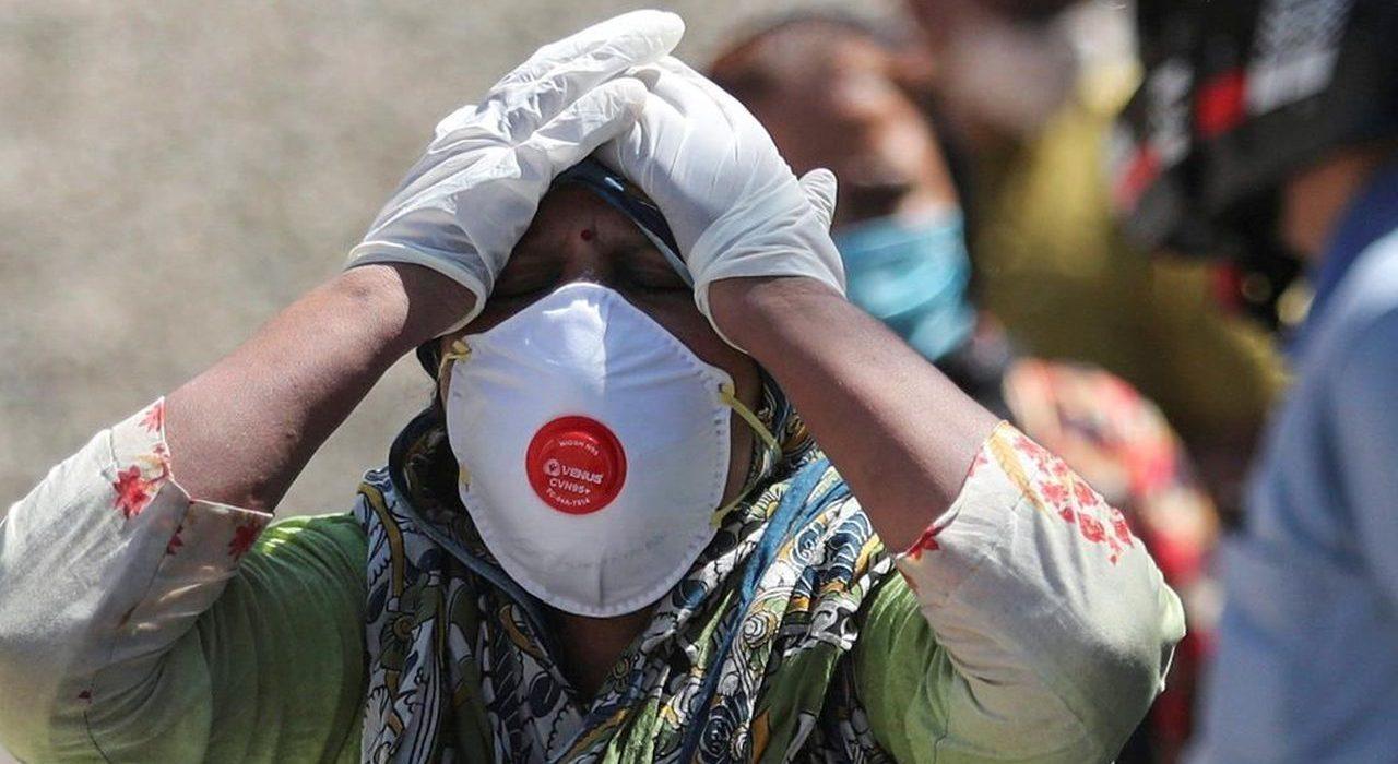 Индийский штамм коронавируса признан наиболее опасным