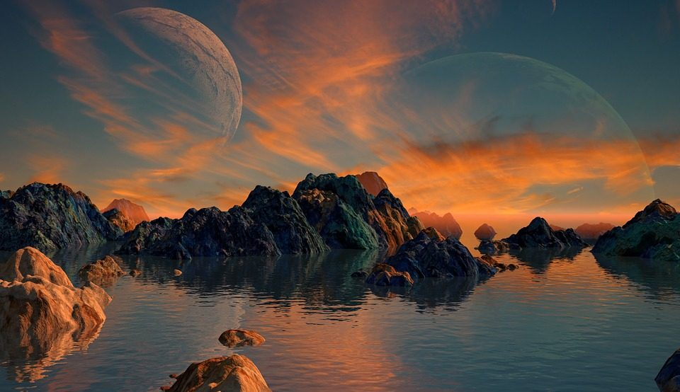 В атмосфере экзопланеты впервые обнаружена земная молекула