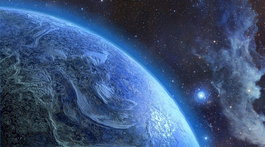 Найдены землеподобные планеты, которые парят в космосе без звезд