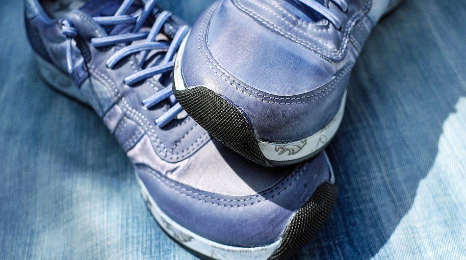 Спортивная обувь: женские сникерсы