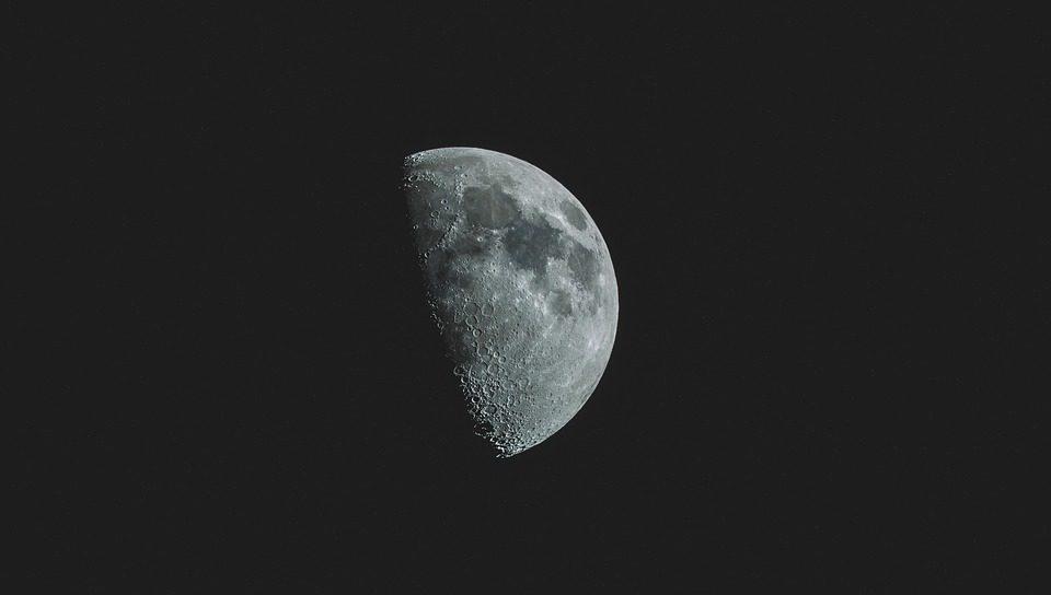 Двойной удар: появилась новая теория происхождения Луны