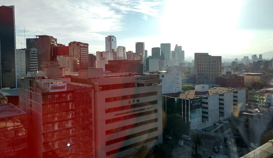 Столица Мексики каждый год уходит под землю на пол метра