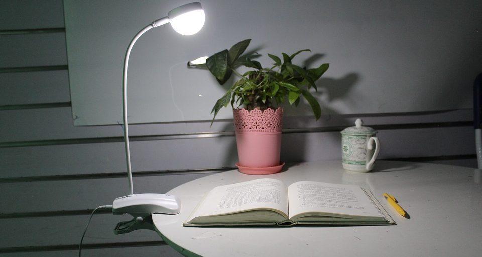 Правильное освещение рабочего места: как выбрать настольную лампу?