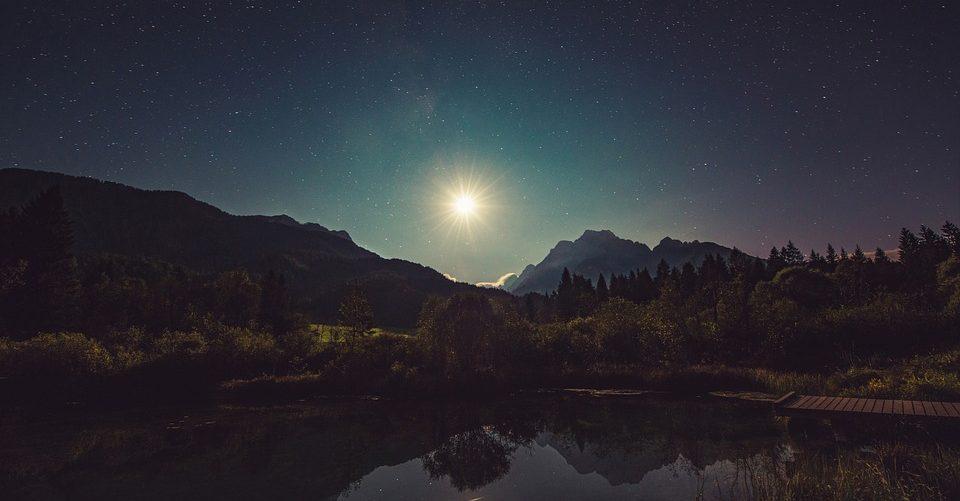 В 2022 году в ночном небе можно будет увидеть столкновение двух звезд