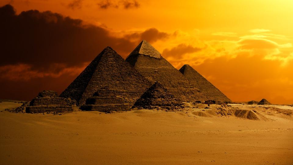 Ученые рассказали, кто на самом деле построил пирамиды в Египте