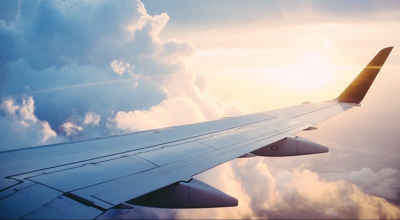 Пассажиру грозит большой штраф за непристойное поведение в самолете