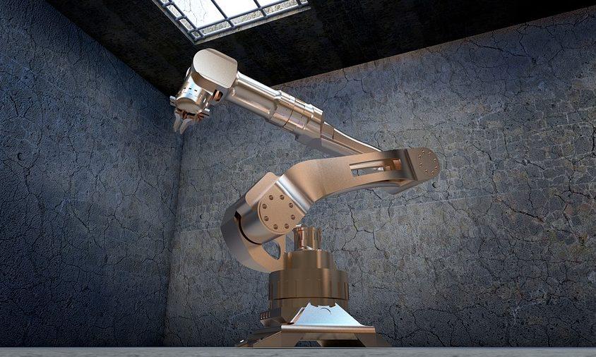 RoboCV — изготовление промышленных роботов нового поколения