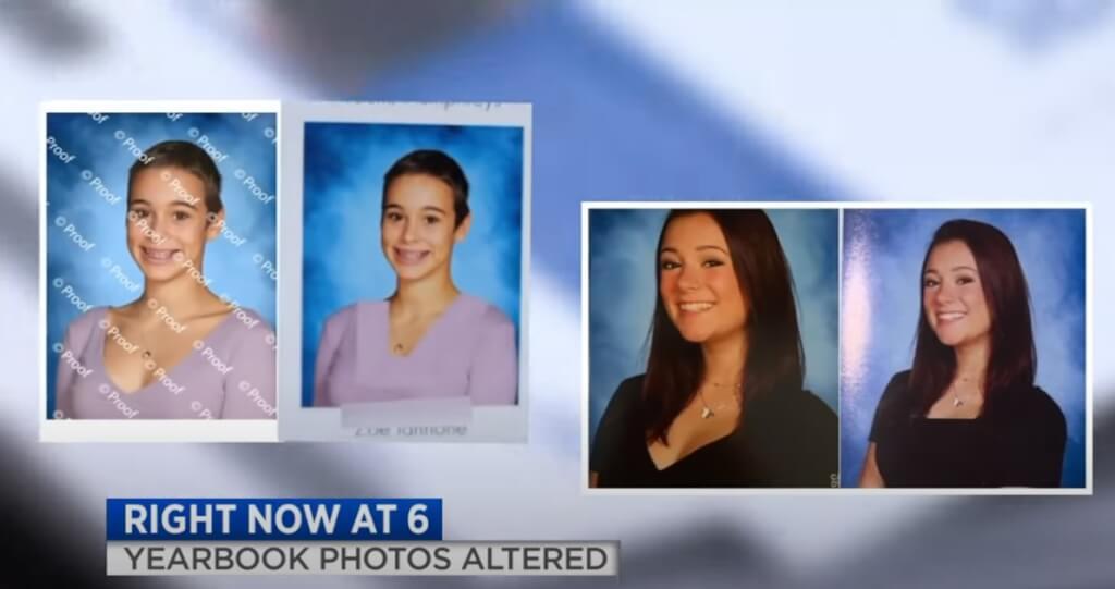 В школе Флориды отредактировали фото выпускниц, чтобы они выглядели «скромнее»