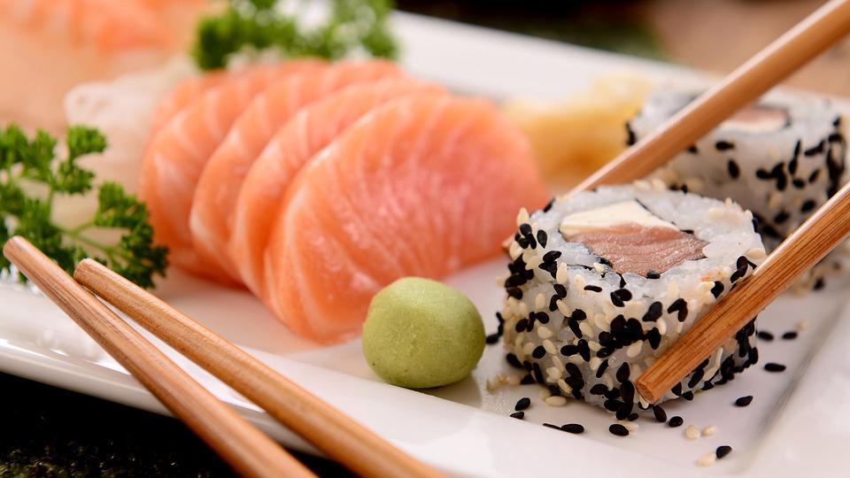 Где заказать суши в Днепре с доставкой?