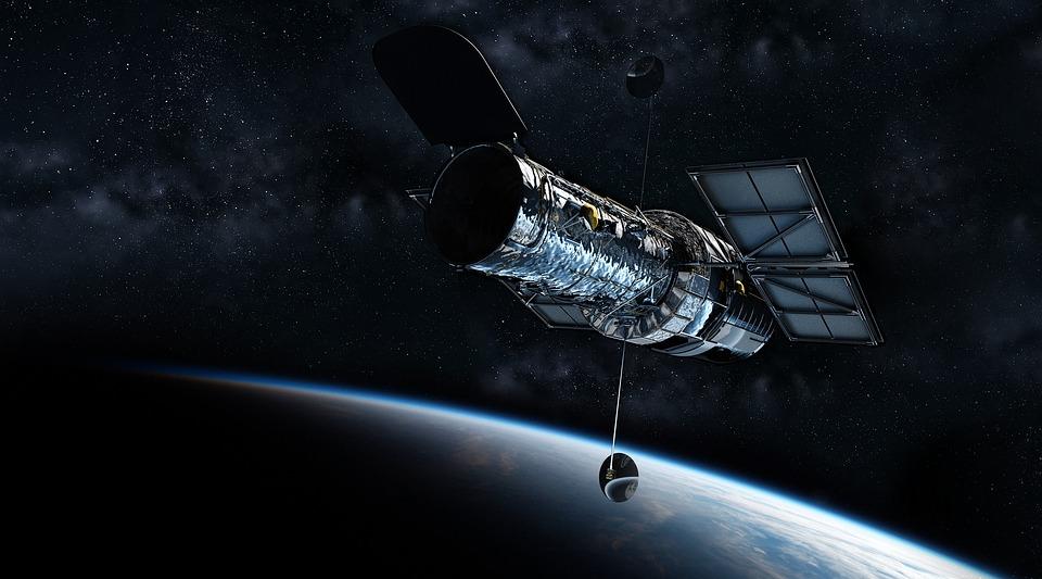 Телескоп Хаббл обнаружил источник таинственных радиосигналов