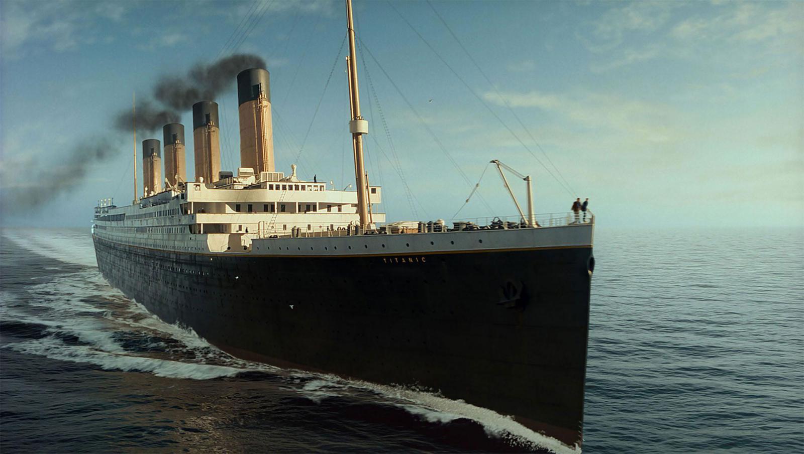 Made in China: Китай строит точную копию «Титаника»