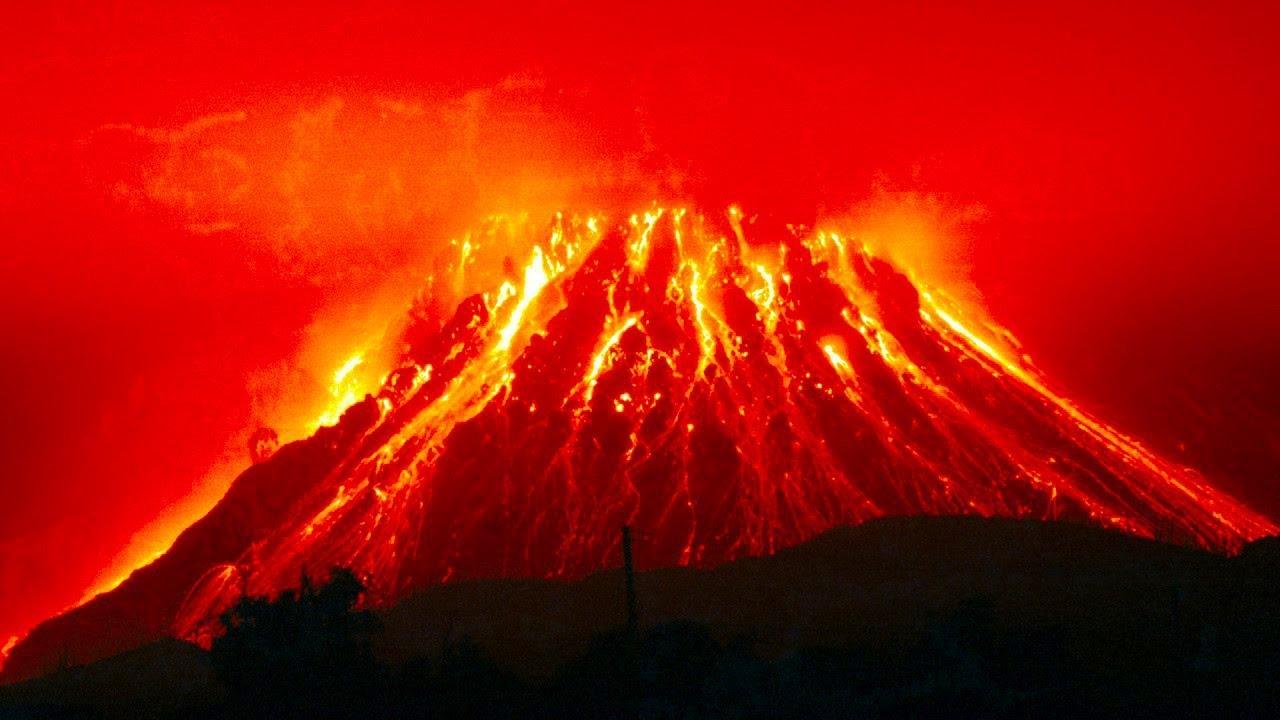 На Земле ожидается извержение одного из самых крупнейших вулканов