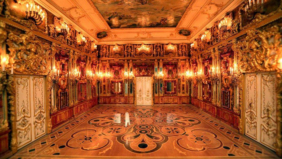 Польские охотники за сокровищами возможно нашли «Янтарную комнату»