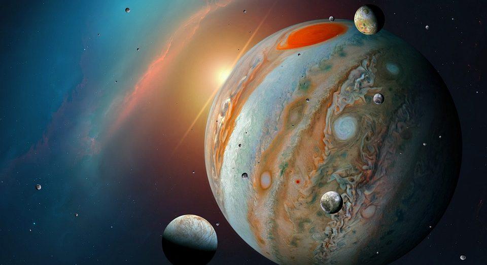 На спутнике Юпитера могут быть условия для жизни