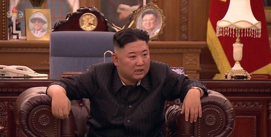 В КНДР сильно обеспокоены резким похудением Ким Чен Ына